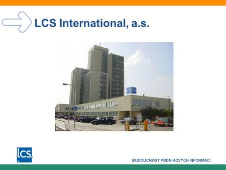 LCS International, a.s..
