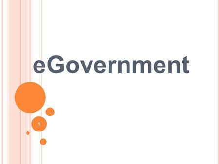 EGovernment.