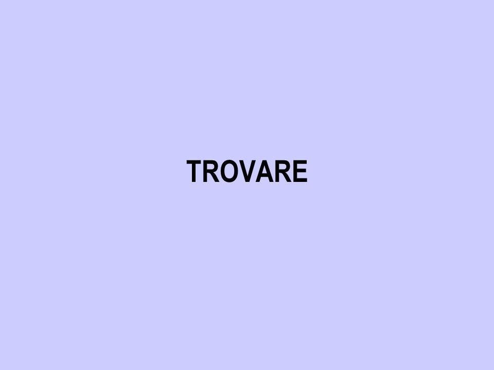 TROVARE