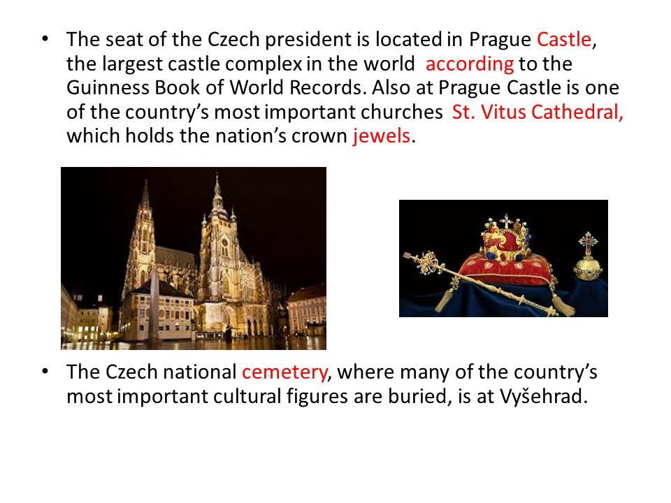 Other popular tourist…………….include Charles Bridge, the Old ……… ….………..