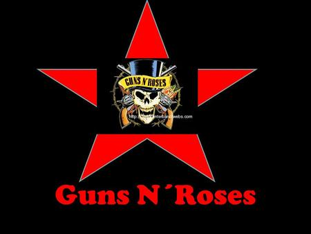 Http://deadcenterband.webs.com http://deadcenterband.webs.com/apps/photos/photo?photoid=58133524 Guns N´Roses.