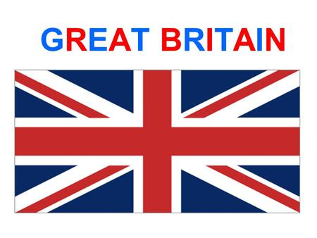 GREAT BRITAIN.