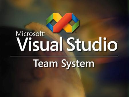 Visual Studio Team System: Kvalita software a Test- Driven Development Michael Juřek Software Architect Microsoft s.r.o.