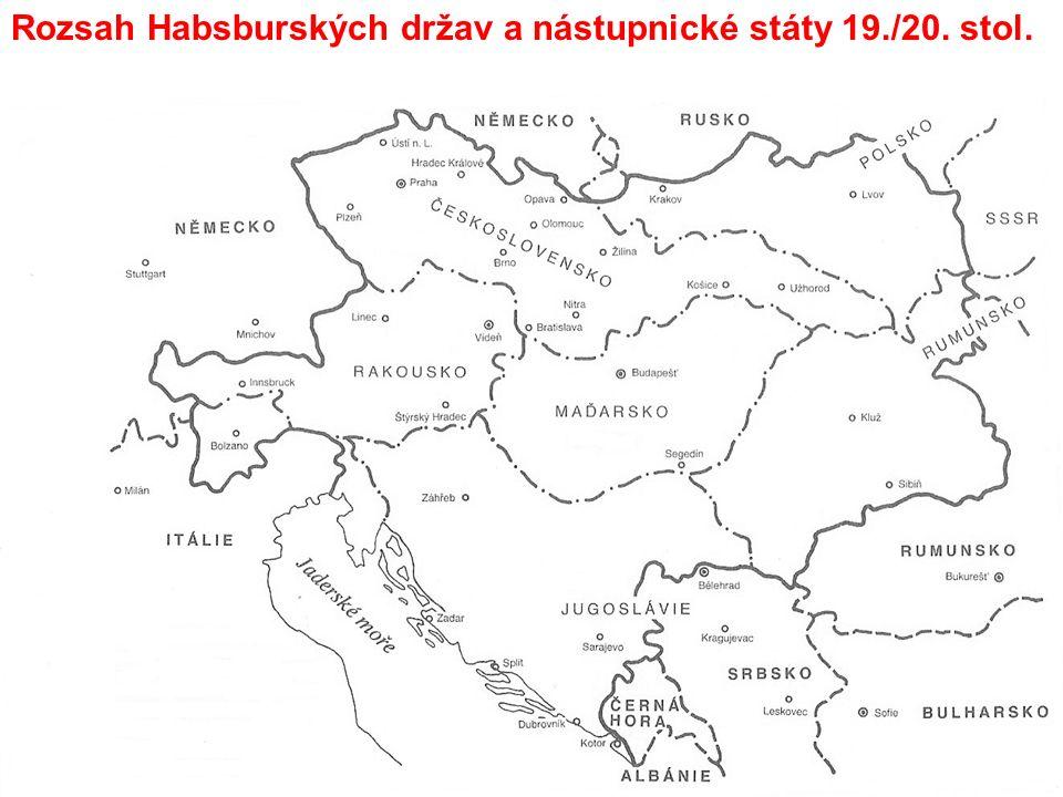 """Na cestě k první světové válce - 1853-1856 krymská válka (Ruska proti Turecku a anglo-francouzské koalici) – Rakousko nepomohlo Rusku, zánik Svaté aliance - 1870 prusko-francouzská válka – počátek nepřátelství obou zemí -1912-1913 balkánské války (Turecko, Bulharsko, Řecko aj.) – střet zájmů Ruska a Rakouska na Balkáně -německo-britské soupeření na moři Dohoda - vytvoření bloku: Francie, Rusko (smlouva z roku 1893 – Dvojdohoda), Velká Británie (1904 - srdečná dohoda mezi Francií a Británií ukončuje nepřátelství od roku 1066, 1907 - anglo-ruská dohoda), během první světové války - Belgie, Černá Hora, Srbsko, Japonsko (1914), Itálie (1915), Rumunsko (1916), USA (1917), Portugalsko, Čína (1917), Řecko (1918) Centrální mocnosti - 1879 vznikl """"Dvojspolek (Německo, Rakousko-Uhersko), 1882 přistoupila také Itálie = Trojspolek, později Itálie vystoupila na straně Dohody, k Německu a Rakousku-Uhersku se připojily Turecko a Bulharsko vytvořily se tak tzv."""