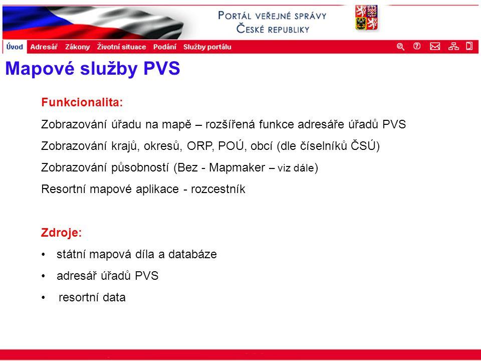 Portál veřejné správy © 2002 IBM Corporation ISSS 2003 Testovací provoz Mapových služeb PVS Ověření funkce Sběr podnětů Formulace cílů dalších etap rozvoje MS PVS Cíl Informační společnost