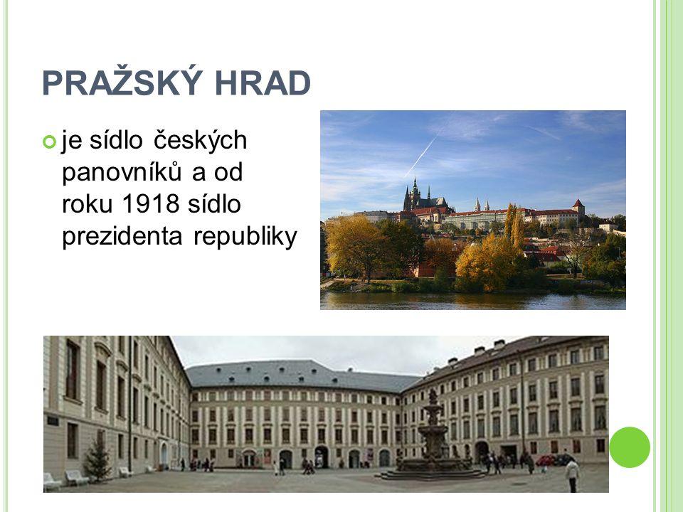 S OCHA SVATÉHO V ÁCLAVA na Václavském náměstí v Praze