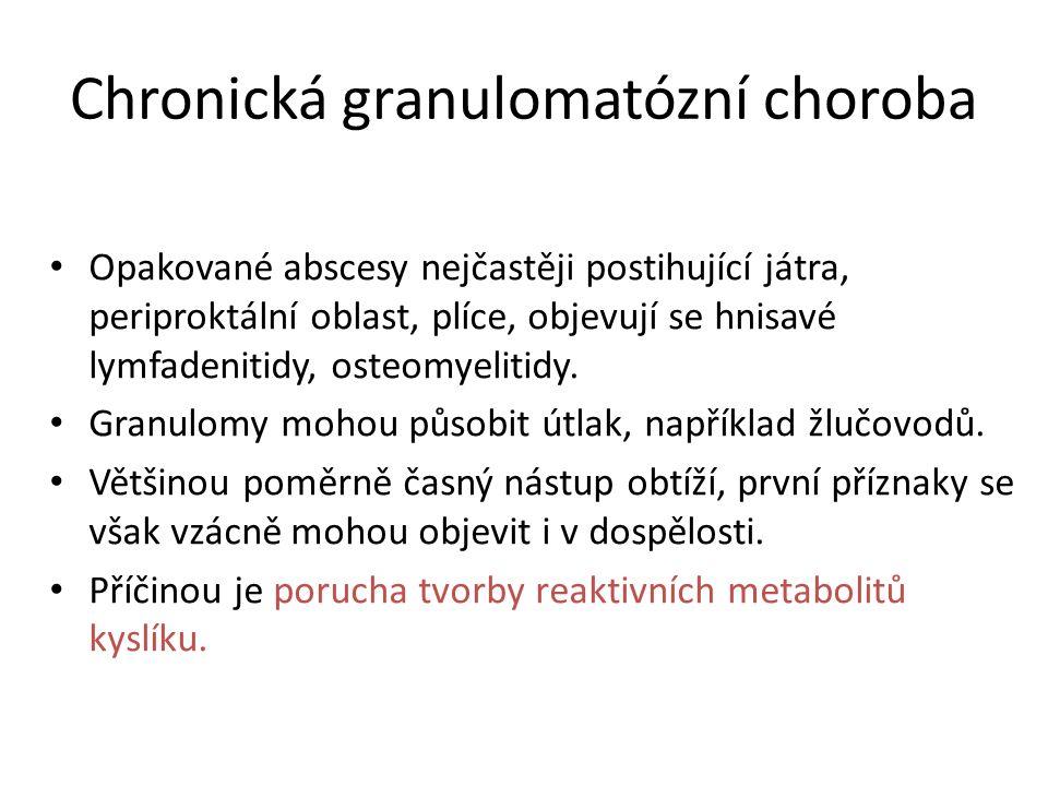 Chronic Granulomatous Disease (X-linked)