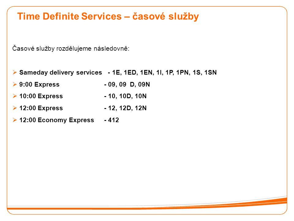  Zvýšení povědomí o 2 z našich nových produktů 10:00 Express and 12:00 Economy Express  Získání nových zákazníků využívajících časových služeb  Situovat TNT na trhu jako přepravce, který má maximální rozpětí doručovacích časů  Komunikovat naše schopnosti a péči o zákazníky při zajištění zásilek Primární cíle Sekundární cíle  Získat kvalitní schůzky obchodním zástupcům  Generování zvyšování loajality našich existujicích zákazníků  Zvyšovat povědomí o všech službách TNT
