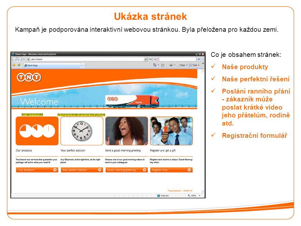 Good Morning campaign wk 40 - dárky Rádio a budík Klíčenka, která nám popřeje dobré ráno v 8 světových jazycích.