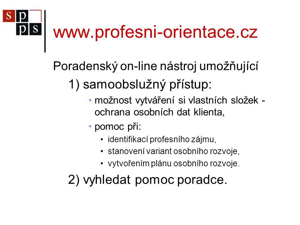 www.profesni-orientace.cz