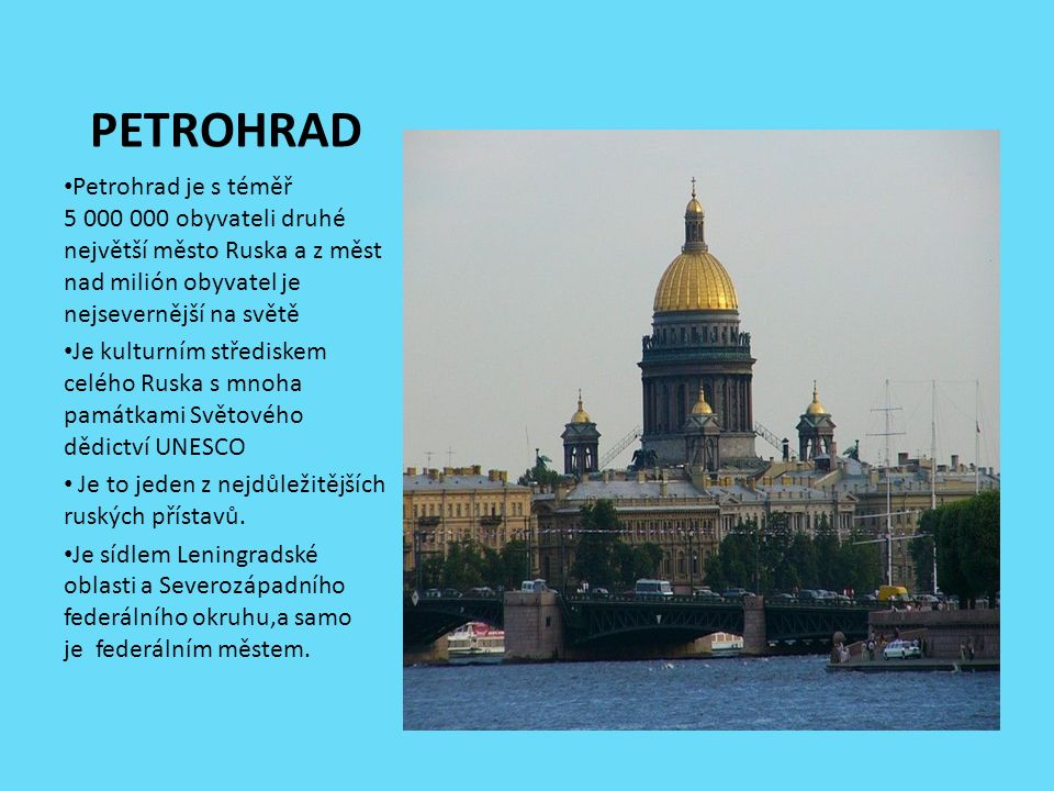 Založení Petrohradu (Основание Санкт-Петербурга)