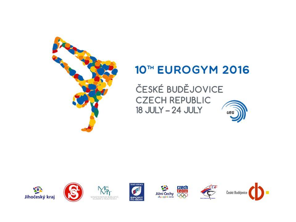 Co je EUROGYM 2016.