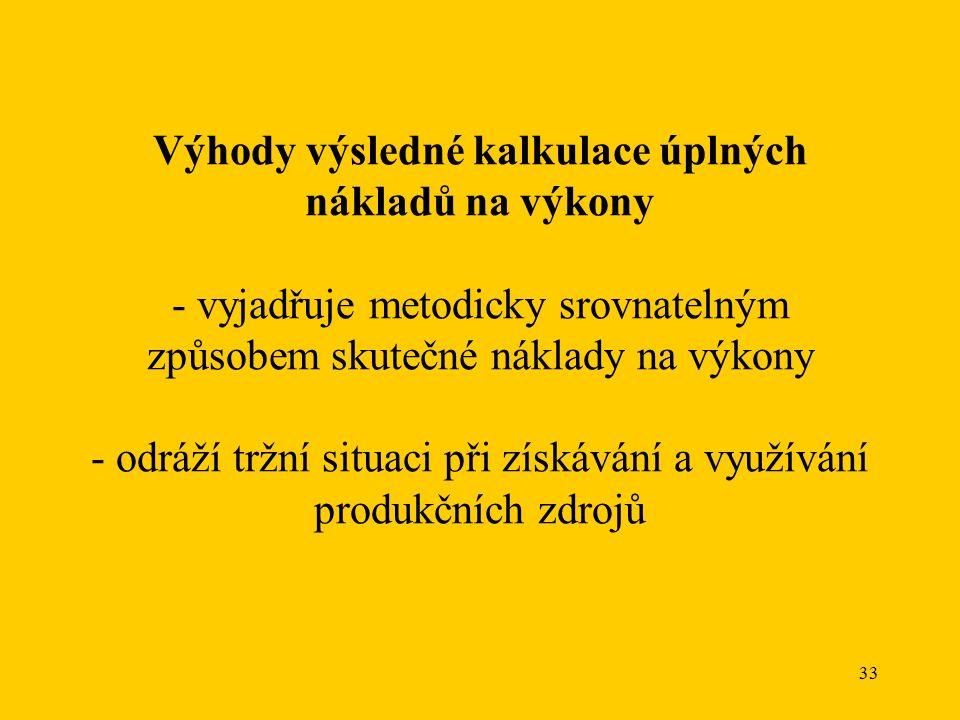 34 Nevýhody…….