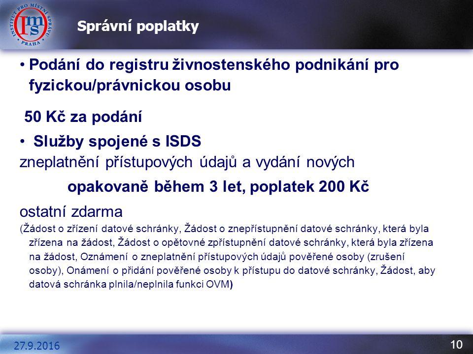 11 Na co pozor.Zahájení provozu pracoviště CzechPOINT začíná dnem vydání 1.