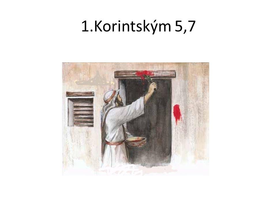 """Dt 12,40-41 """"A Hospodin Abramovi řekl: S jistotou věz, že tvé potomstvo bude cizincem v zemi, která nebude jejich, a budou tamotročit a budou pokořováni čtyři sta let. Gn 15,13"""