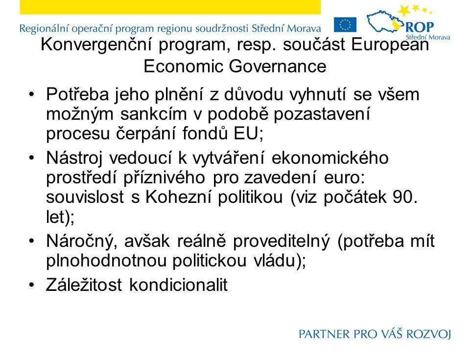 Další parametry diskuse Pátá kohezní zpráva; Sdělení Evropské komise k reformě rozpočtu; Aktivity předsednictví Radě EU (maďarské a polské)