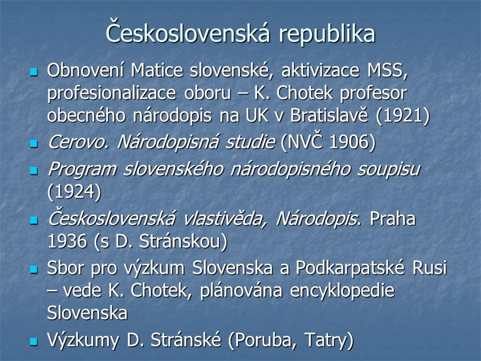 Antonín Václavík (1891–1959) Podunajská dedina v Československu (1925) – lokální monografie o Ch.