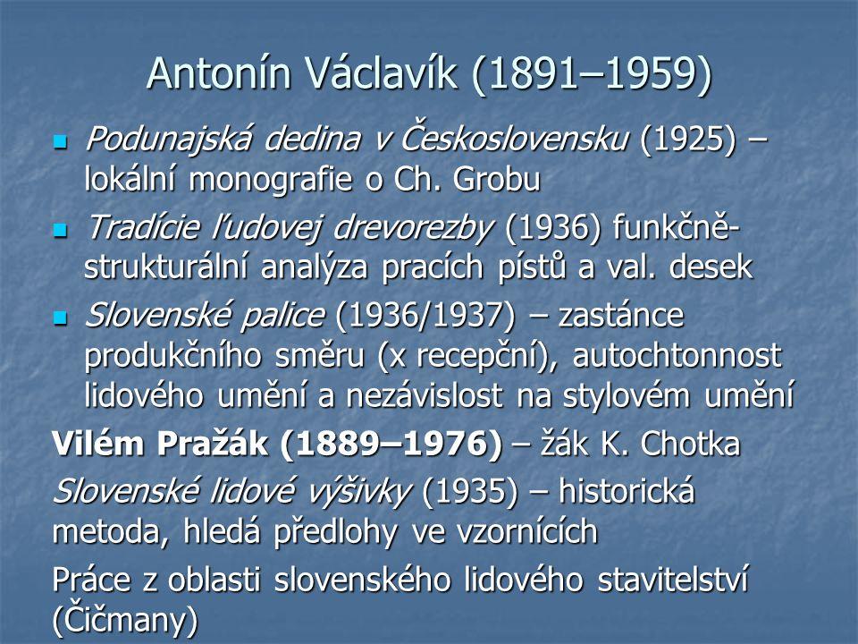 Slovenský stát (1939–1945) Výuka oboru na UK – po V.