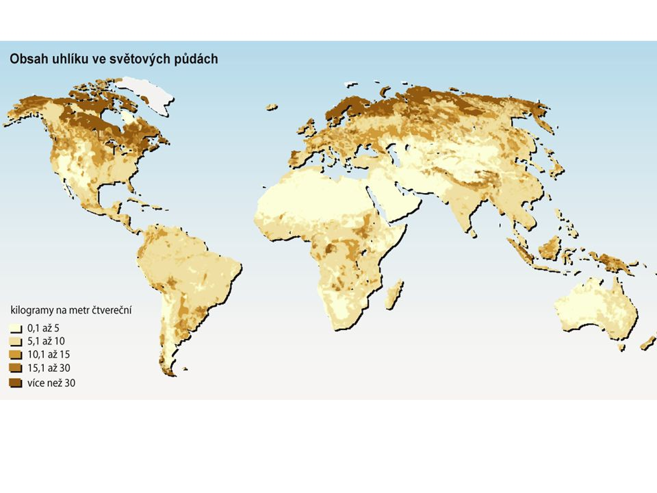 Restoring soil carbon stocks Obnovení obsahu uhlíku v půdě is a recognised an much needed goal of organic agriculture but no more a sufficient one je uznávaným a velmi potřebným cílem biozemědělství který ale už nestačí