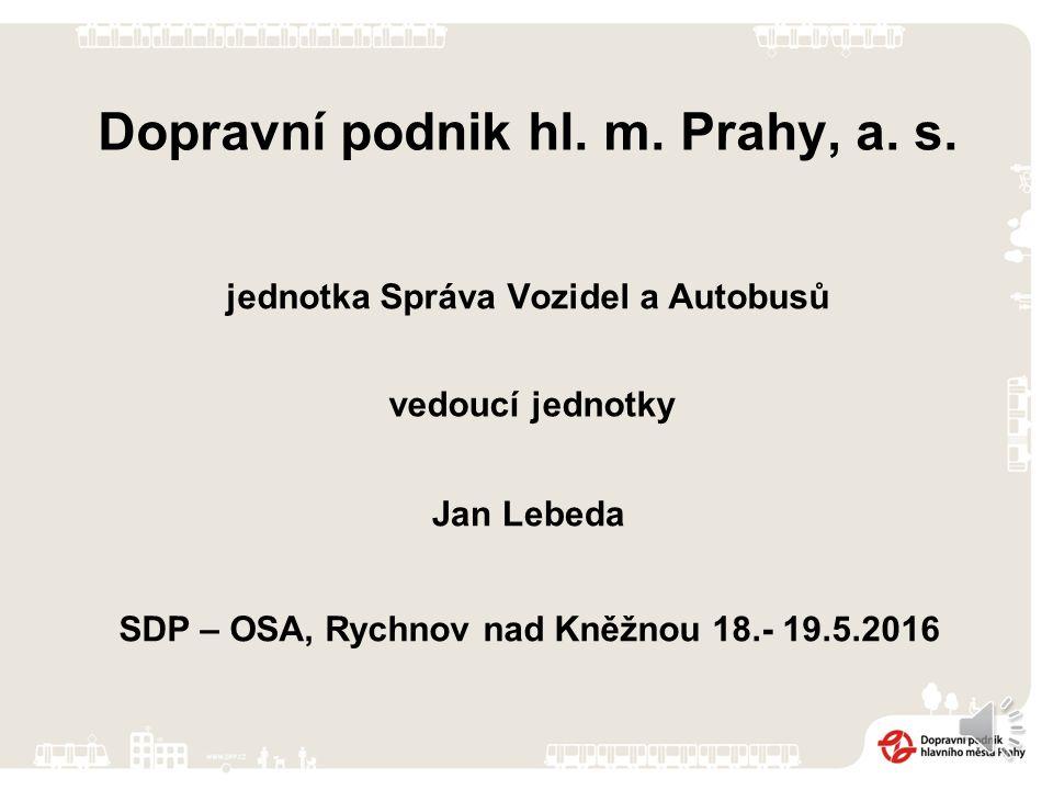Dopravní podnik hl.m. Prahy, a. s.