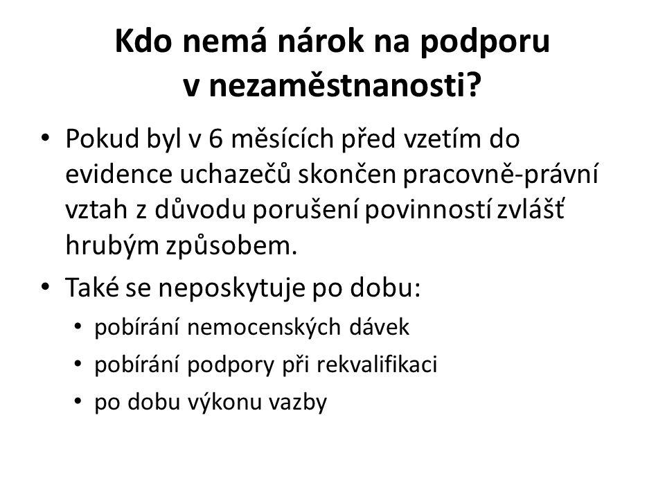 Zdroje: Informační portál MPSV ČR, www.mspv.czwww.mspv.cz kliparty MS Office