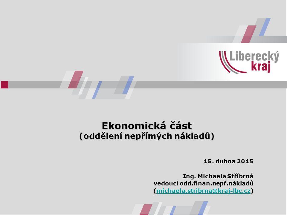Účetní závěrky a výsledky hospodaření za rok 2014  7.