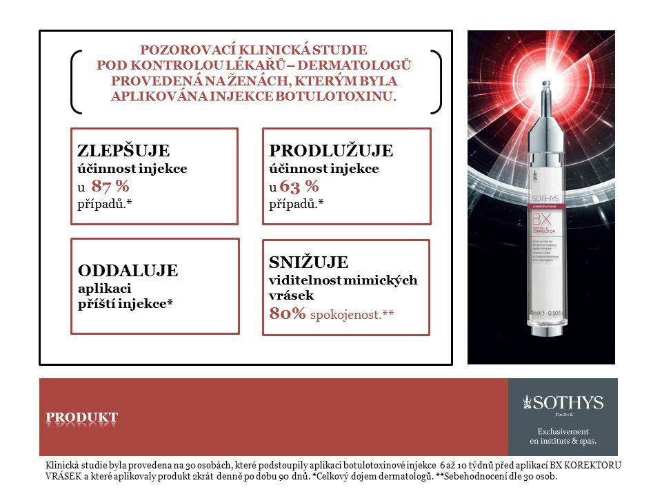 NADŠENCI DERMO-ESTETICKÝCH PROCEDUR TRADIČNÍ KOSMETIČTÍ KLIENTI Pro ty, které chtějí podstupovat aplikaci injekce každých 6 měsíců, aby POSÍLILY účinnost botulotoxinových injekcí.