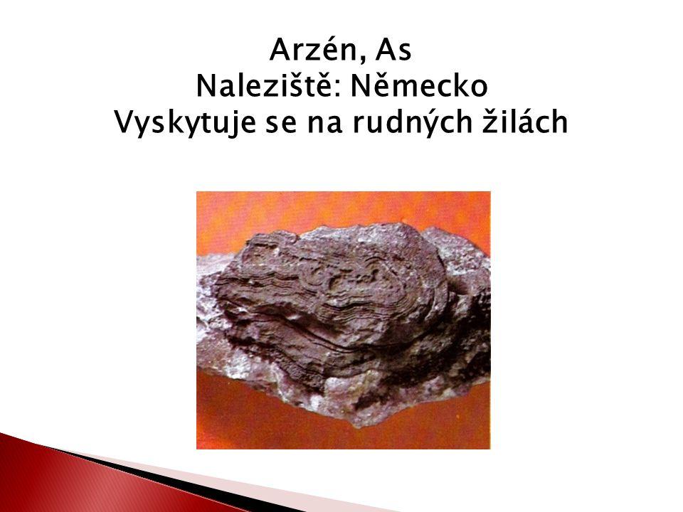 Fyzikální vlastnosti oxidu arzenitého molekulová hmotnost 197,84 bezbarvý má dvě krystalové modifikace a jednu amorfní je rozpustný ve vodě