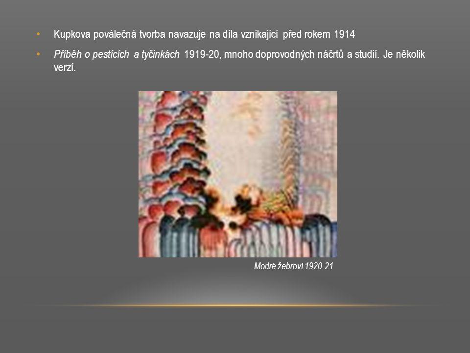 ZDROJE A LITERATURA: http://www.mestodobruska.cz/kupka/ http://www.artbohemia.cz/scripts/zivotopis.php?id_author=95&jmeno=Franti%C5%A1ek% 20Kupka Miroslav Lamač, František Kupka, Malá galerie, Odeon, praha 1984 Katalog k výstavě: František Kupka: průkopník abstrakce, malíř kosmu.