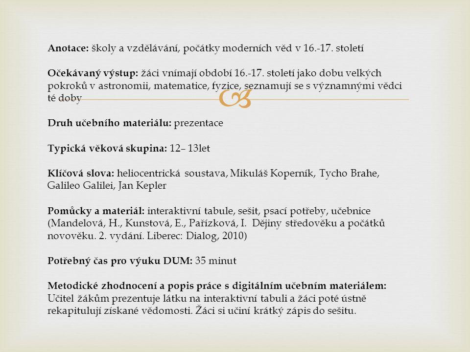  zdroje Mandelová, H., Kunstová, E., Pařízková, I.