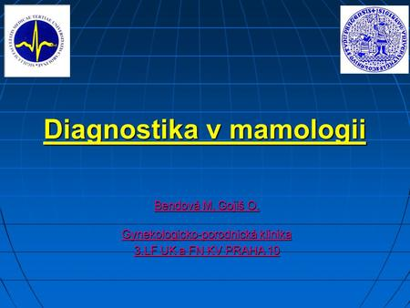 Diagnostika v mamologii