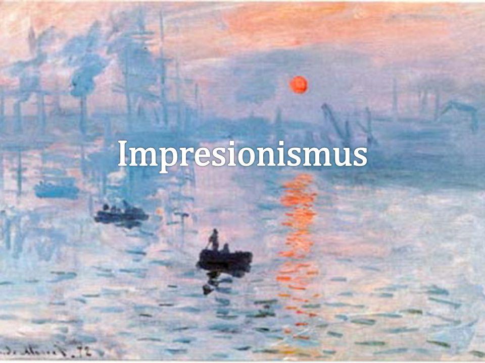 je umělecký směr, který vznikl koncem 19.století ve Francii.