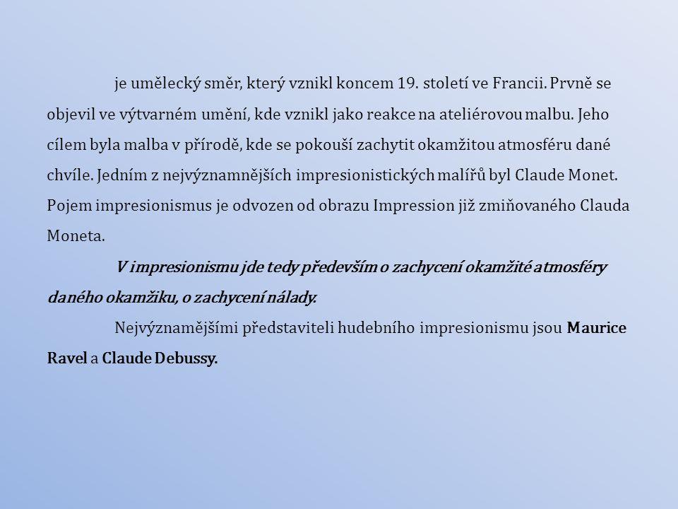 Maurice Ravel (1875 – 1937)