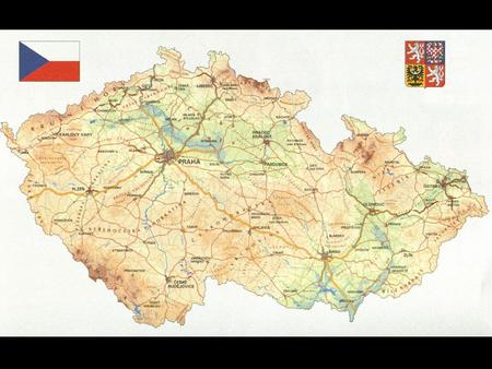 2 Czech 100 Czech for Travelers Czech for Travelers 4.9.2008 Lesson 2 - Geography 4.9.2008.