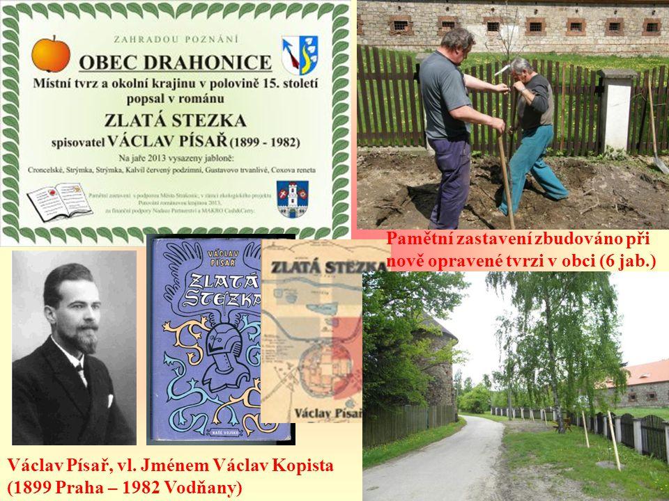 BOHUSLAV BALBÍN (1621 - 1688) Pamětihodnosti království českého Pamětní zastavení zřízeno v lokalitě u památné Slanické lípy, zasazené r.