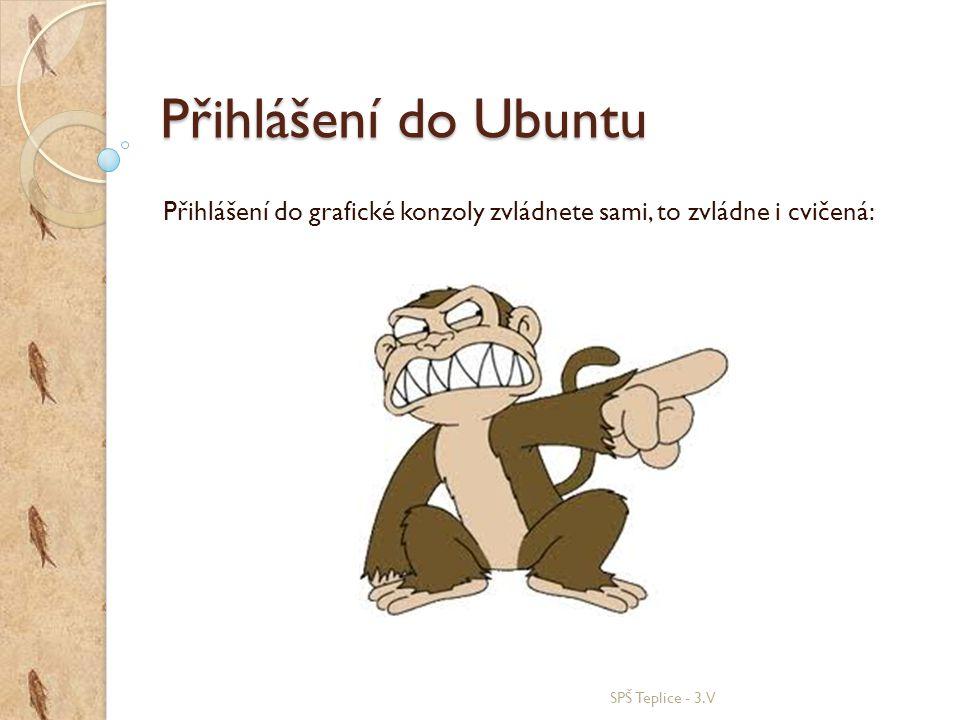 Konzole Linuxu Každá distribuce GNU\Linuxu (tedy i Ubuntu) má z historických důvod zpřístupněných 6 textových (CLI) a jednu grafickou konzoli.