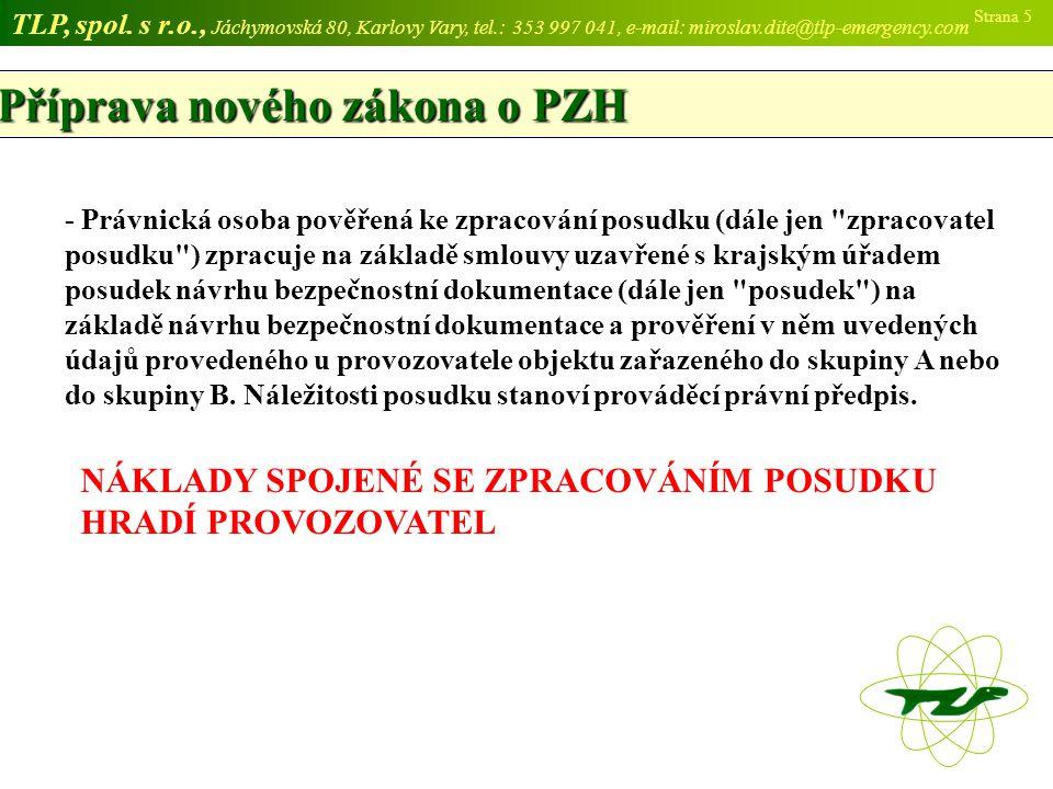 TLP, spol.