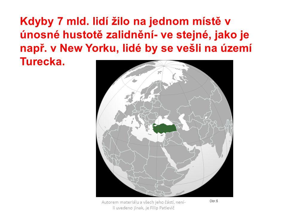 Autorem materiálu a všech jeho částí, není- li uvedeno jinak, je Filip Patlevič Jak roste a poroste světová populace.