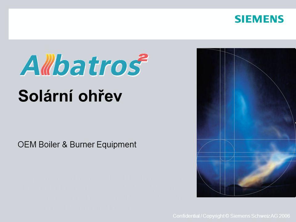 Seite 2 Nov 2006 Confidential / Copyright © Siemens Schweiz AG 2006 Building Technologies / HVAC Products3134 Delta-T funkce s… RVS –Funkce pro solární ohřev TUV Akumulační zásobník Bazén