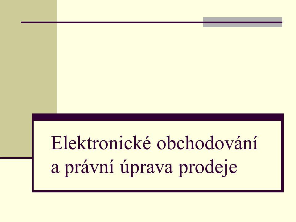 Základní modely elektronického obchodu B2B B2C B2G G2B G2C C2G G C B