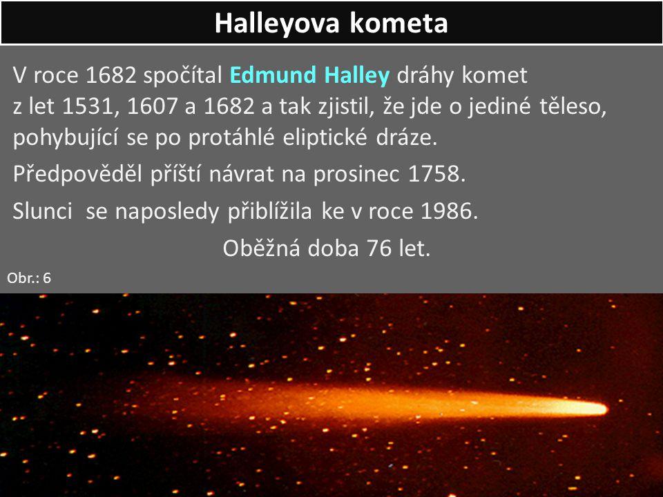 Halleyova kometa