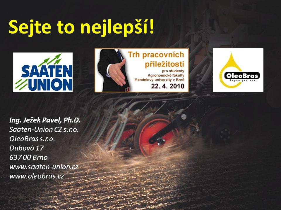 PARTNEŘI založeno 10.12.1998 mateřskou společností Saaten-Union GmbH zakladatelem SU 7 šlechtitelských stanic: Dr.