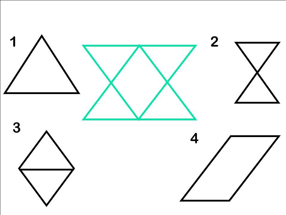 Jiný obrazec Vytvořte si představu tohoto obrazce Který z útvaru na příštím slidu tvoří část tohoto obrazce?