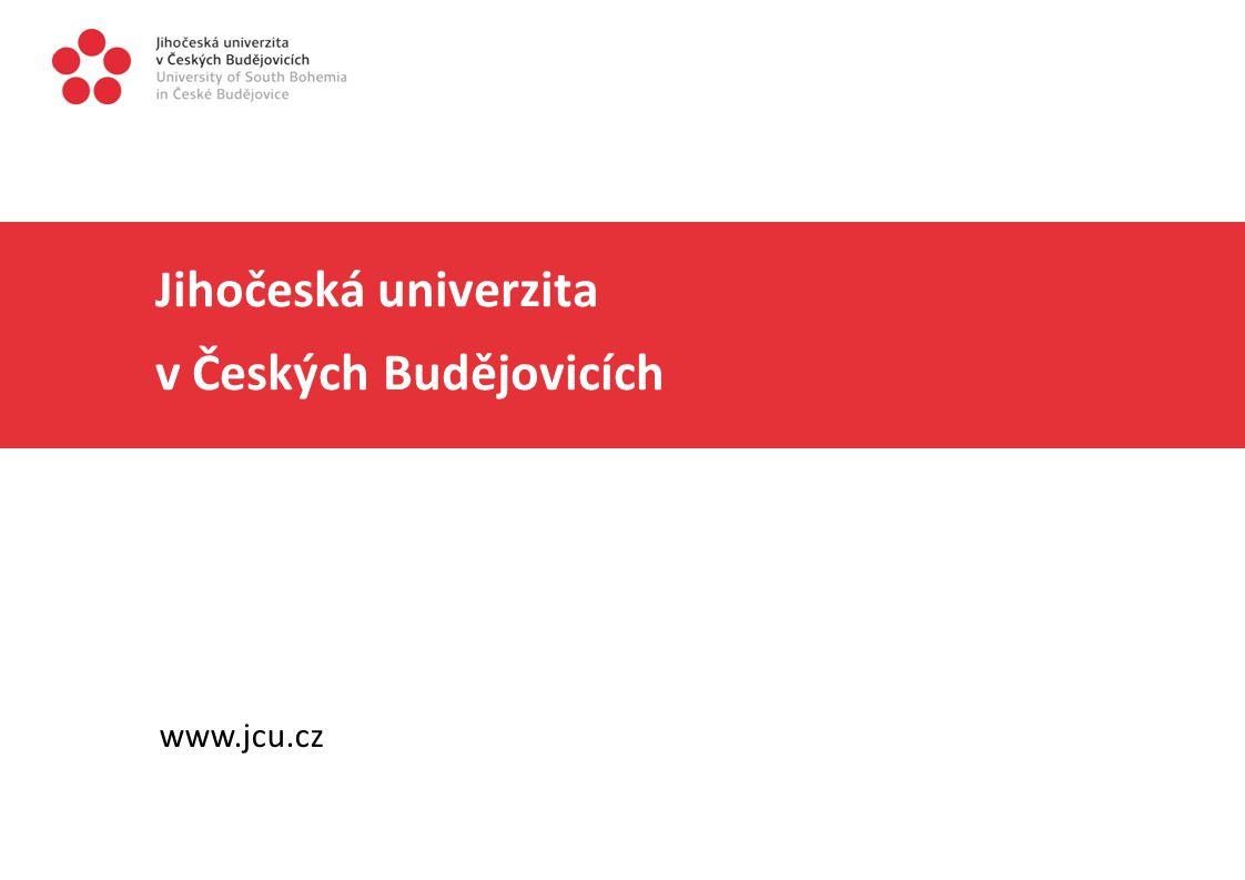 Univerzita v číslech Založena 1991 8 fakult 220 studijních oborů 13 000 studentů 1 800 zaměstnanců