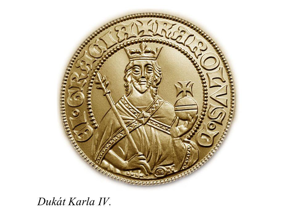 Karel IV.jako císař 5. dubna5.