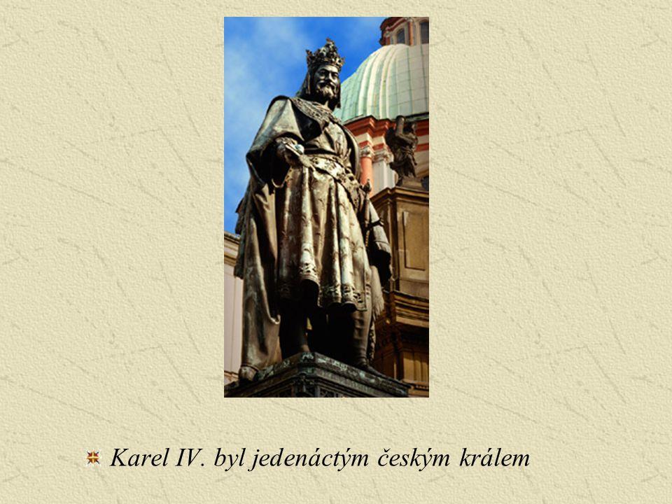Na francouzském dvoře Karel IV., křtěný jménem Václav, byl synem Elišky Přemyslovny a Jana Lucemburského Elišky PřemyslovnyJana Lucemburského byl nakonec poslán do Paříže na vychování k francouzskému královskému dvoruPaříže od svého kmotra, jímž byl jeho strýc, francouzský král Karel IV.