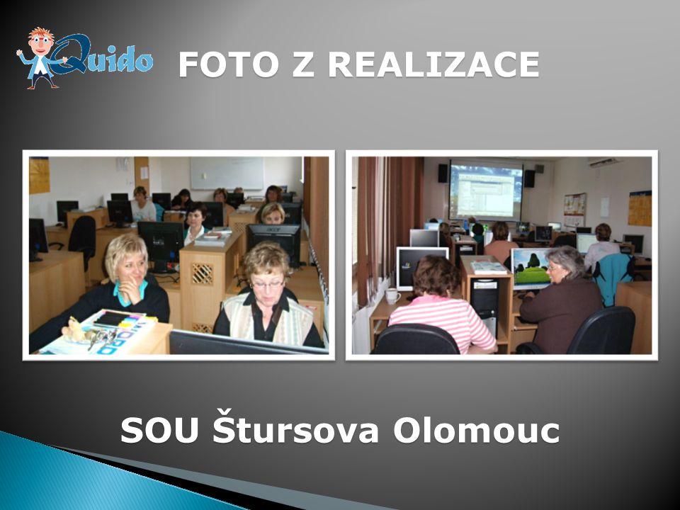 FOTO Z REALIZACE ZŠ Jana Železného, Prostějov