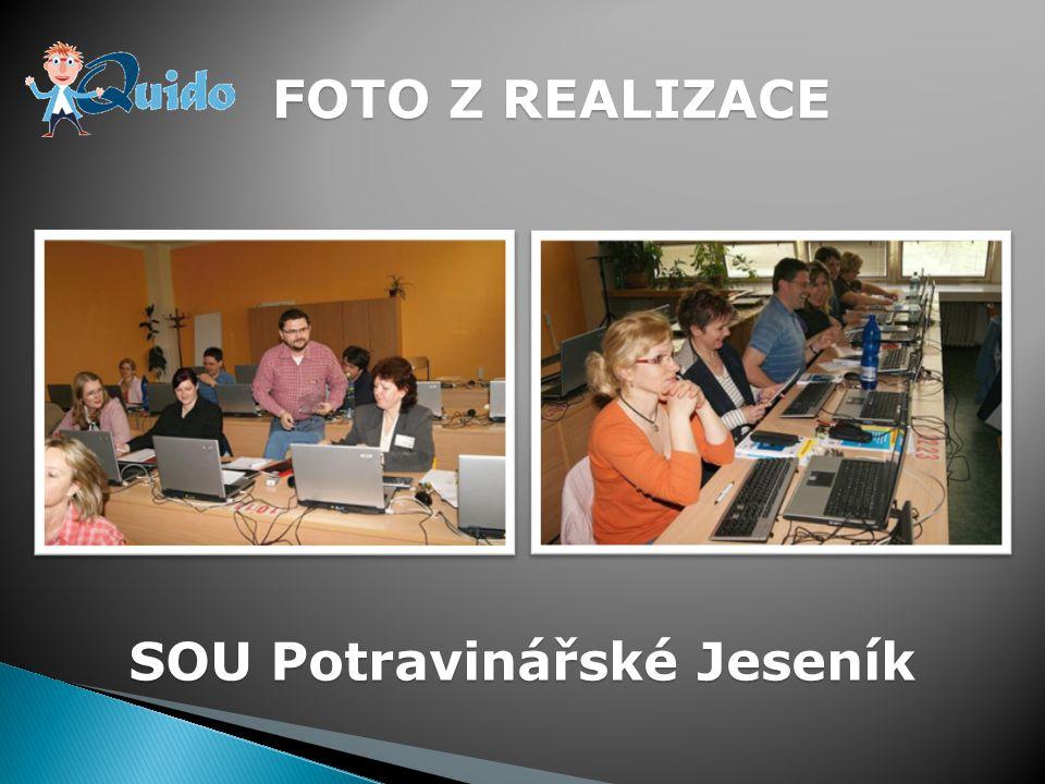 FOTO Z REALIZACE ZŠ Česká Ves, Jeseník