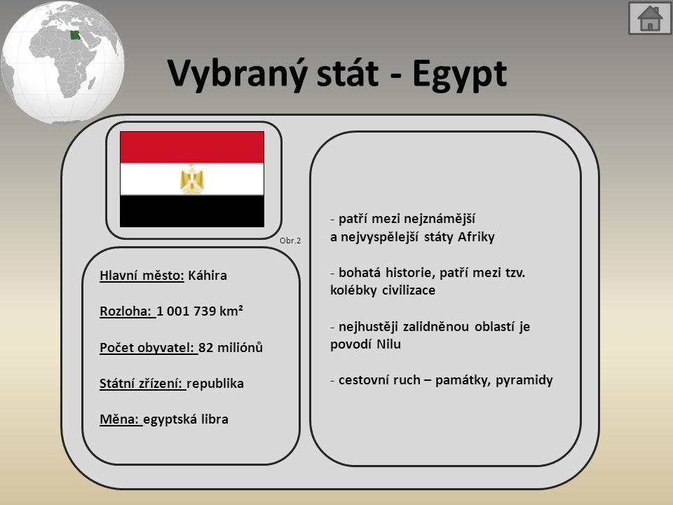 Zajímavost - hádanka Velká Pyramida – Cheopsova pyramida - nachází se v Gíze - výška 137,5 m - pohřebiště faraóna 1 7 13 2 8 14 3 9 15 4 10 16 5 11 17 6 12 18 Obr.3