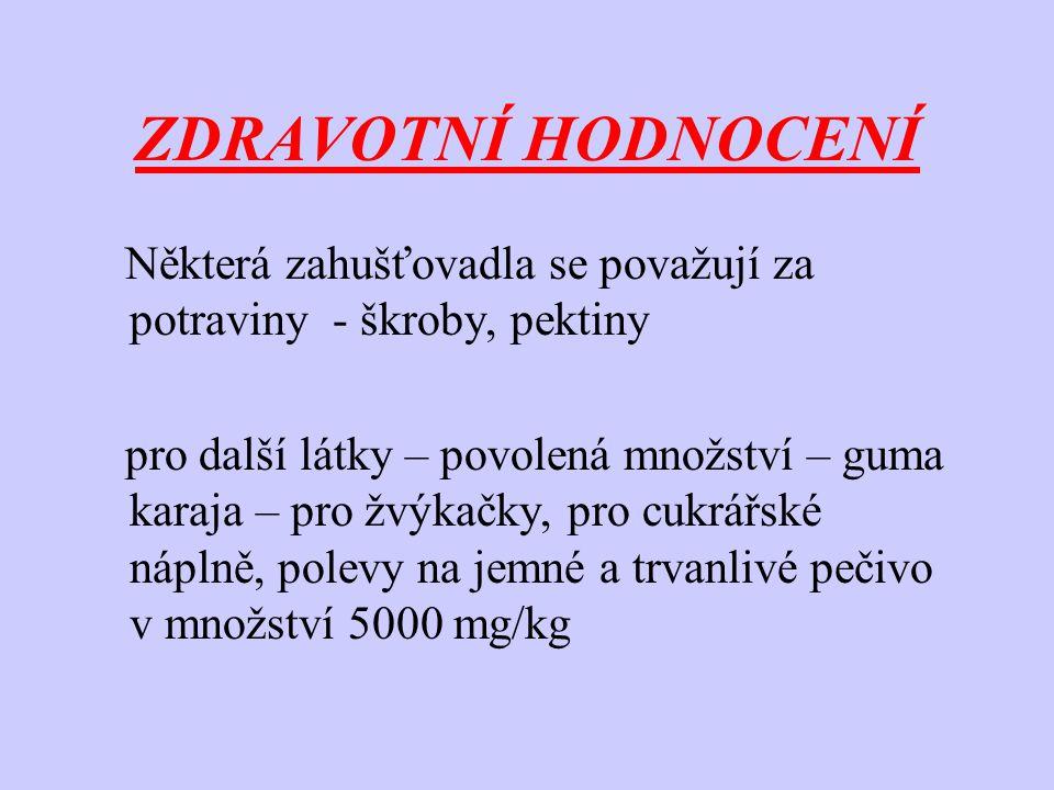 KAPSAICINOIDY -vyskytují se v pálivých druzích paprik -kapsaicin a dihydrokapsaicin tvoří až 90% celkových kapsaicinoidů -kapsaicin je bez zápachu, ale v koncentraci 10 mg/kg způsobuje pálení a štiplavost -štiplavost je postřehnutelná už v koncentraci 0,1 mg/kg -pálivý účinek je zesilován sacharózou a snižován NaCl, vyšší viskozita roztoků snižuje rovněž pálivost kapsaicinu